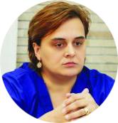 Dr. Irina Dinca